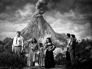 Two Lost Worlds (1950) 2LostWorldsVolcano