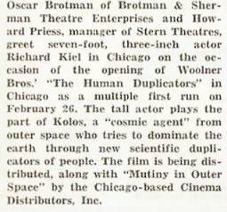 The Human Duplicators (1965) HumanDuplica2