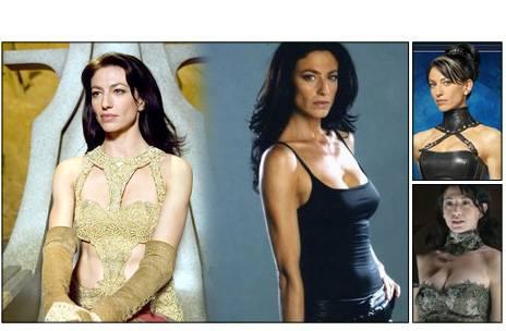 Stargate Women StargateTV_BLACK