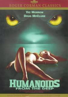 Humanoids From the Deep (1980) Humanoids