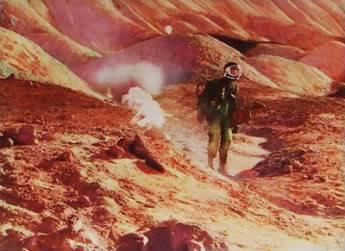 Robinson Crusoe on Mars (1964) Robinsoecronmars