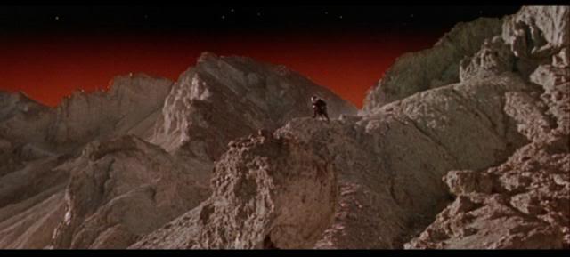 Robinson Crusoe on Mars (1964) Robinsoecronmars10
