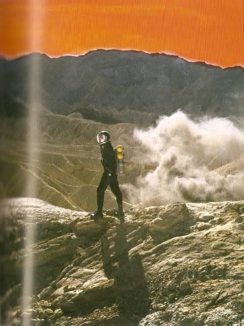 Robinson Crusoe on Mars (1964) Robinsoecronmars12