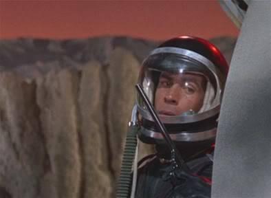 Robinson Crusoe on Mars (1964) Robinsoecronmars4