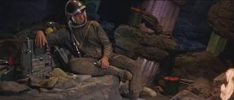 Robinson Crusoe on Mars (1964) Robinsoecronmars5