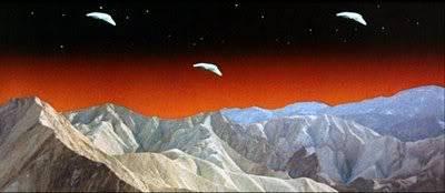 Robinson Crusoe on Mars (1964) Robinsoecronmars8a