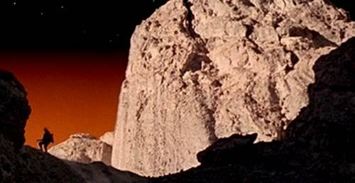 Robinson Crusoe on Mars (1964) Robinsoecronmars9