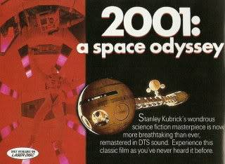 2001: A Space Odyssey (1968) 2001