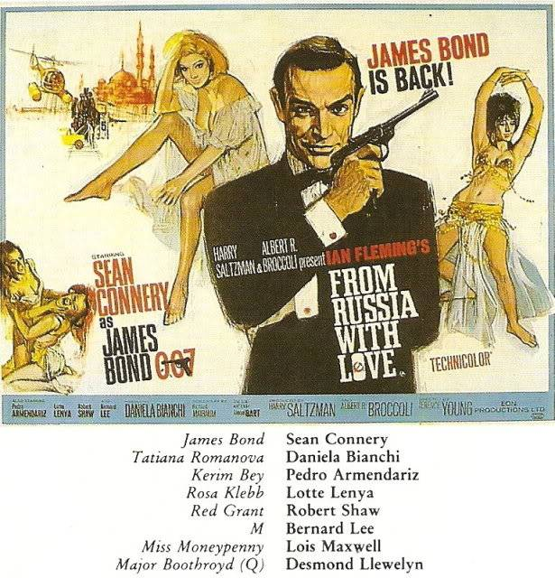 From Russia With Love (1963) FromRussiaWithLove