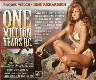 One Million Years B.C. (1966 UK) OneMillionYrsBC
