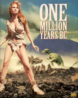 One Million Years B.C. (1966 UK) OneMillionYrsBC2