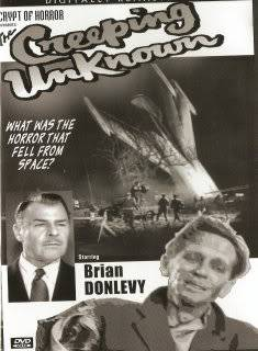 The Quatermass Xperiment (1955 UK) (The Creeping Unknown) QuatermassX