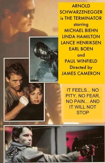 The Terminator (1984) Terminator2