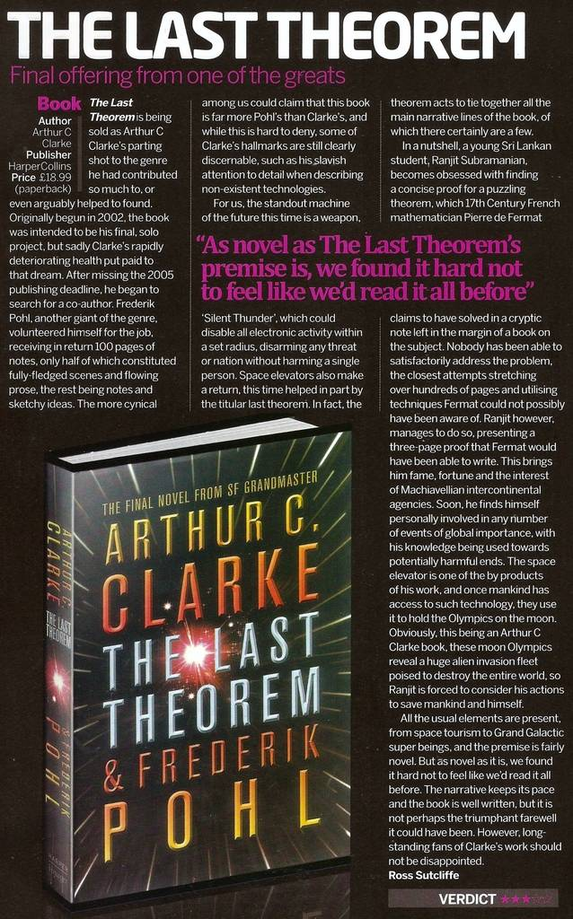 The Last Theorem (2008) by  Arthur C Clarke & Frederik Pohl Last%20Theorem%20001_1