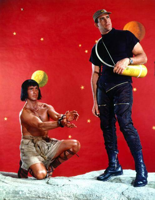 Robinson Crusoe on Mars (1964) RobinsoeCrusoeonMars