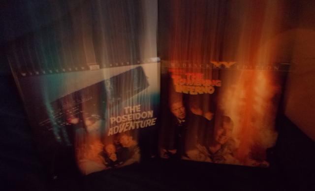 The Poseidon Adventure (1972) ToweringInfernoPoseidonAdvLDs