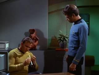 Turnabout Intruder - episode #79 StarTrekTurnabout