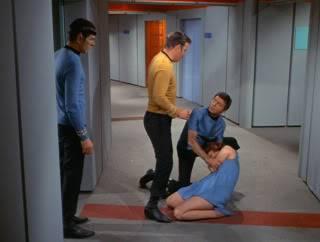 Turnabout Intruder - episode #79 StarTrekTurnabout2