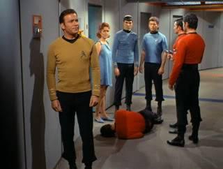 Turnabout Intruder - episode #79 StarTrekTurnabout5