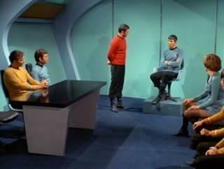Turnabout Intruder - episode #79 StarTrekTurnabout6