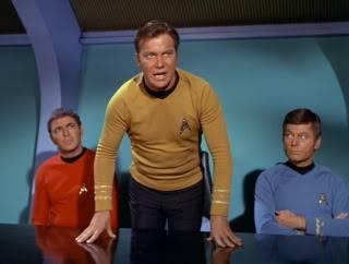 Turnabout Intruder - episode #79 StarTrekTurnabout9
