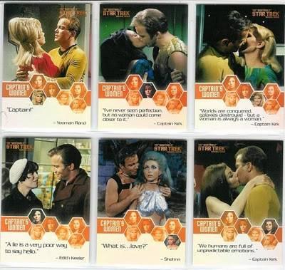 Star Trek Humor Captainswomen