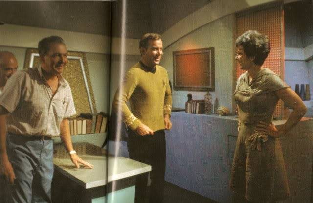 The Man Trap - episode #6 StarTrekManTrapbehindscenes