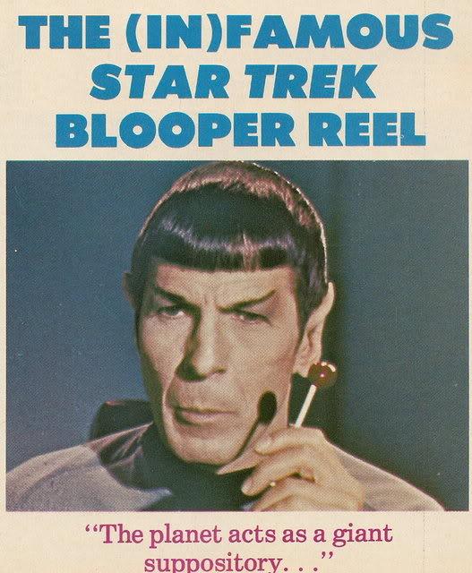 Star Trek Humor StarTrekparody