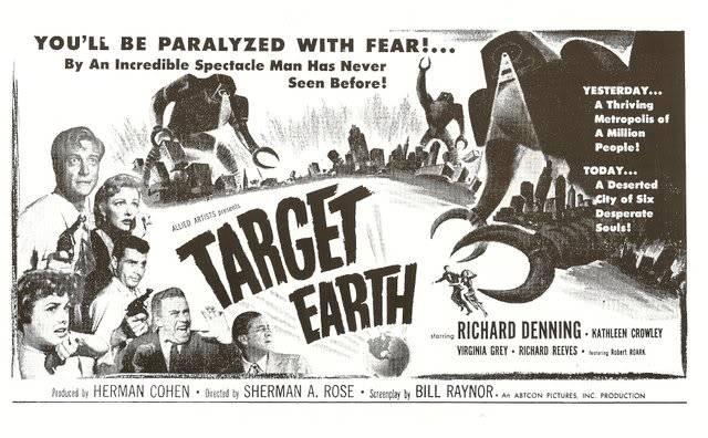 Target Earth TargetEarth2