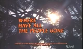 Where Have All the People Gone (1974) WhereHaveAllPeople1