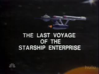 Star Trek Parody-The Last Voyage of the Enterprise StarTrekparody7a