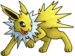 Mike the Jolteon