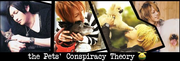 the Pet's Conspiracy Theory !!! Pets