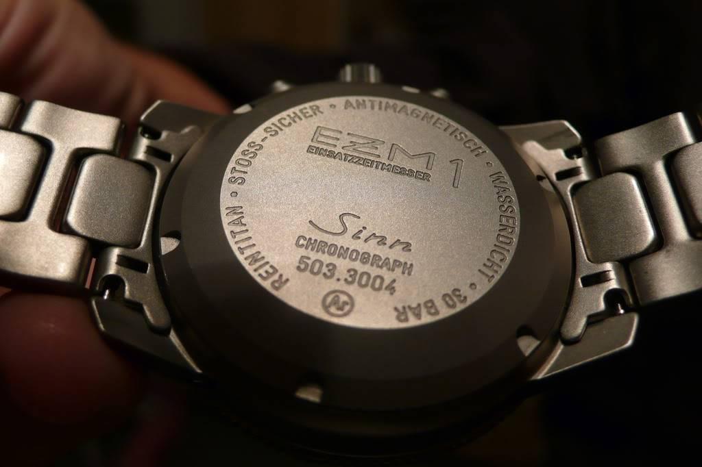 Retour sur THE Ultimate Toolwatch :  l'EZM1 de Sinn ! 2