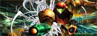 Unas firmas de regalo de todos los tipos Metroid