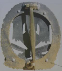 LA PLACA DE ASALTO GENERAL JFS-1