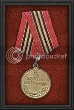 Unit Awards MedalfortheCaptureofBerlin