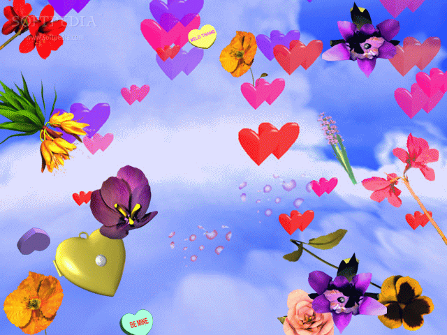 Romanticno srce - Page 9 3D-Hearts-and-Flowers_1