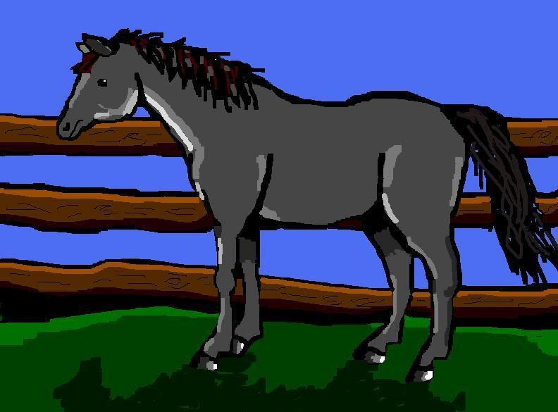 Well Hello Pony