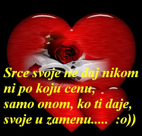 Romanticno srce SRCE