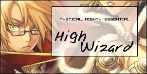 Mudança de Nicks Highwizard