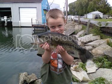 Took my son bassin 0610091853-00