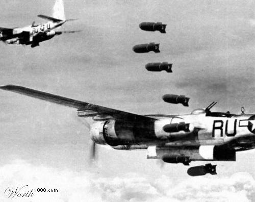 Actual WWII aircraft pictures - ALLIES Americanbombsaway