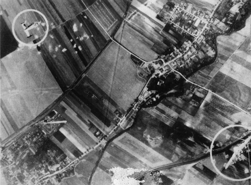 Actual WWII aircraft pictures - ALLIES B-24losestailandcrashes
