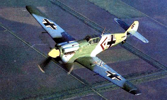 Actual WWII aircraft pictures - AXIS Bf_190_color_150