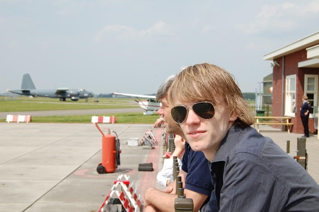 Spitfires at the Aviodrome, Lelystad (The Netherlands) 2008 DSC_0445
