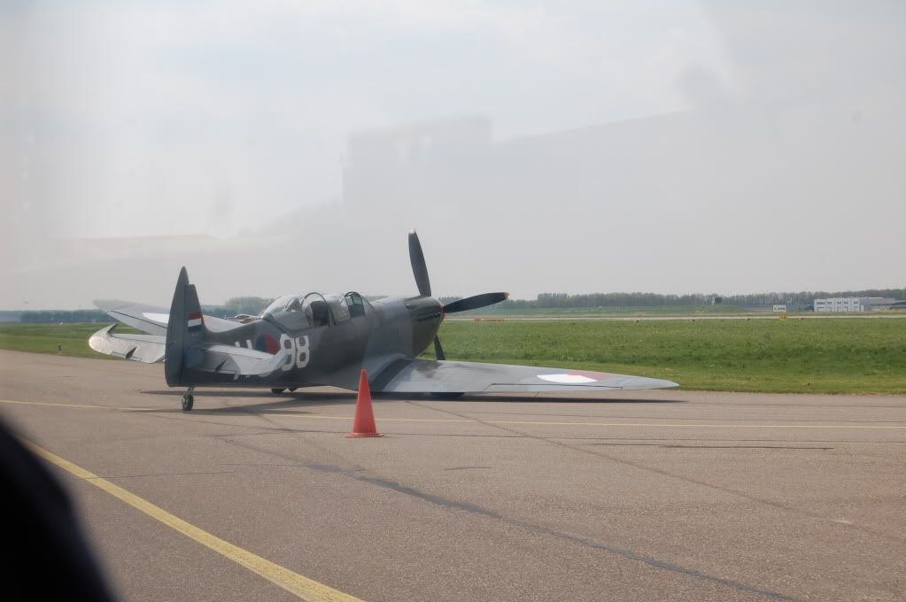Spitfires at the Aviodrome, Lelystad (The Netherlands) 2008 DSC_0470