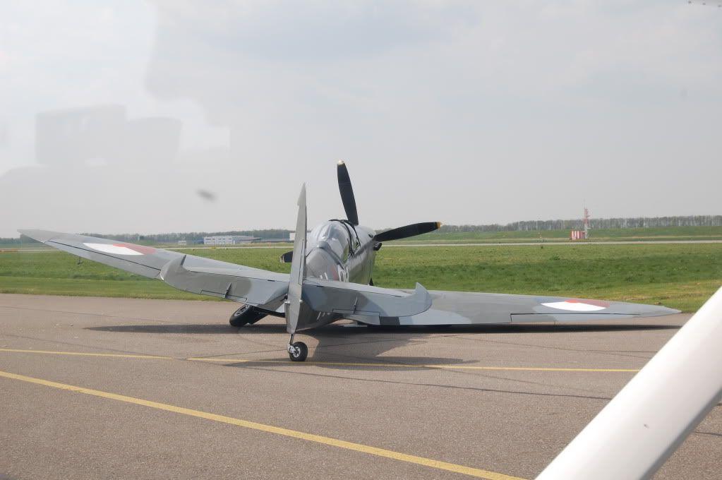 Spitfires at the Aviodrome, Lelystad (The Netherlands) 2008 DSC_0474