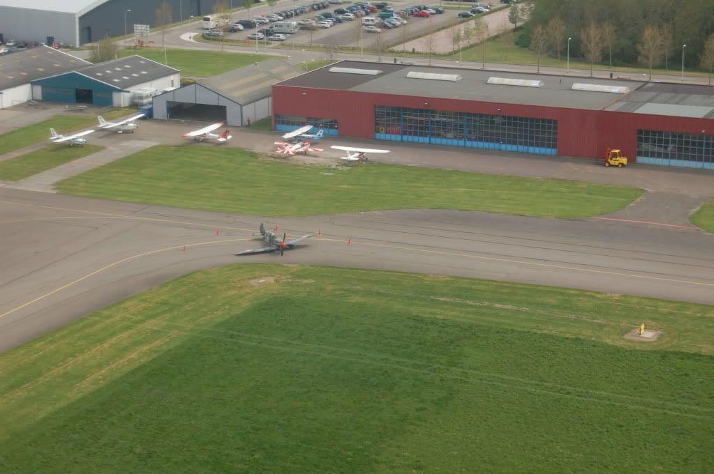 Spitfires at the Aviodrome, Lelystad (The Netherlands) 2008 DSC_0500