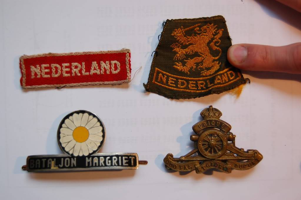 WW2 stuff and patches DSC_7671